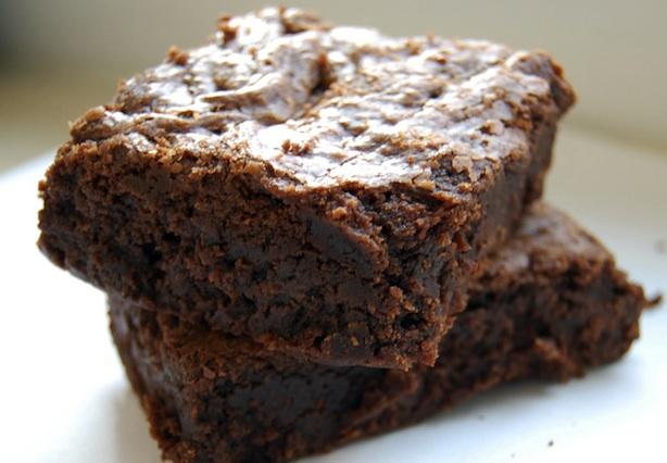 Omanhene chocolate brownies